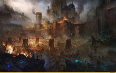 medieval castle siege - Google Search