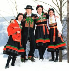 FolkCostume&Embroidery: Costume and Embroidery of Setesdal, East Agder, Norway, part 1 women Folk Clothing, Photography Words, Line S, Girl Dolls, Norway, American Girl, Elf, Ethnic, Southern