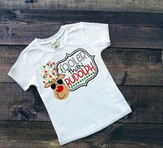 Cooler Than Rudolph Boys Christmas Shirt Toddler Clothing Infant X-mas Outfit Kids Christmas Eve T-Shirt Toodler Boys Holiday Tee Boys Shirt by SimplySweetJBoutique on Etsy