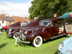 More old cars from a display in Pershore 2007/8