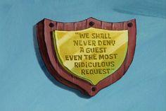 """""""The plaque, Squidward, the plaque!"""""""