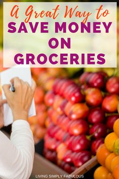 One of our biggest budget busters are undoubtedly the money we spend on food. There are a lot of tips on how to save money on groceries, but this app will help even the least prepared save at their next grocery shopping trip.