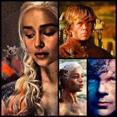 Game of Thrones - My two favorite characters
