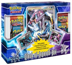 Pokemon Clash of Legends Palkia & Dialga Box Sealed TCG 4 Booster Packs & Promos Vintage Pokemon Clash of Legends Palkia & Dialga Box includes: - 4 Pokemon booster packs - 2 Lv. X Pokemon cards - The Dialga & Palkia Legend two-piece set Pokemon Card Box, Pokemon Cards Charizard, Pokemon Tins, Pokemon Store, Lego Pokemon, Pokemon Room, Deadpool Pikachu, Cool Pokemon Cards, Rare Pokemon Cards