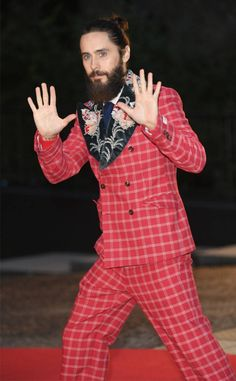 Jared Leto from The Big Picture: Today's Hot Photos