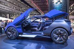 IAA Frankfurt 2015: Peugeot Fractal Concept