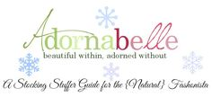 Adornabelles Gift Guide for the {natural} Fashonista