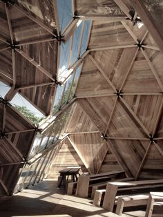 Gallery of Tejlgaard & Jepsen Transform a Temporary Geodesic Dome Into a Permanent Structure - 24