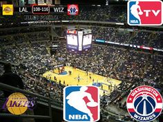 NBA 2016/17: Los Angeles Lakers 108-116 Washington Wizards