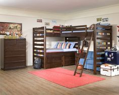 Kids Bunk Beds Design, Pictures, Remodel, Decor and Ideas - page 27