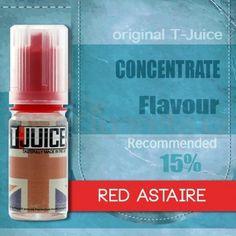 Red Astaire - příchuť T-Juice | VašeCigareta.cz
