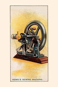 In 1830 a successful chanis stitch sewing machine was invented and constructed…