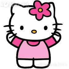 hello kitty clip art fourth of july clipart panda free clipart rh pinterest com free hello kitty clip art images