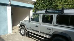 My Defender 110 JBK Land Rover