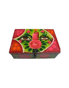 LEENA JEWELRY BOX (LARGE) 2  by Provocative Granny! http://www.aura-b.com/accessories/leena-jewelry-box-large-2/