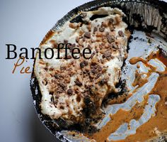 The Farm Girl Recipes: Banoffee Pie