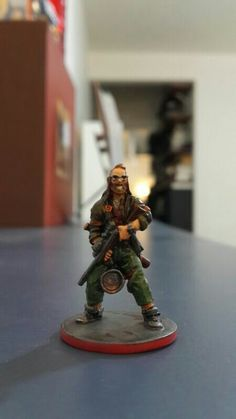 Ned - Zombicide