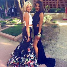 Prom 2k16❤❤ Slay Best Friend Goals, Prom Dresses, Formal Dresses, Dress Skirt, African, Cute, Skirts, Clothes, Outfits