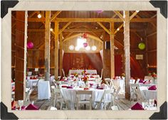 Century Barn in Mount Horeb, WI