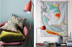 On Trend: Marbled Patterns | Centsational Girl