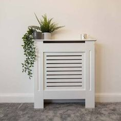 Modern Radiator Cover, Radiator Heater Covers, Home Radiators, Wall Heater Cover, Kitchen Radiator, Narrow Hallway Decorating, Narrow Entryway, Houses, Home