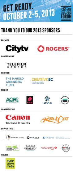 Forum Become a Sponsor International Film Festival, Vancouver, How To Become