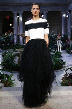 Carolina Herrera | Ready-to-Wear Spring 2017 | Look 17