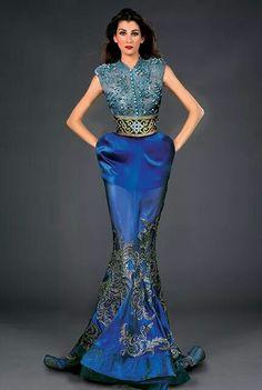 Lao modern clothe