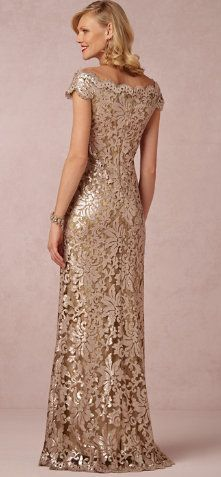finding an excuse to wear a floor-length gold sequined gown is on my #bucketlist #lifegoals
