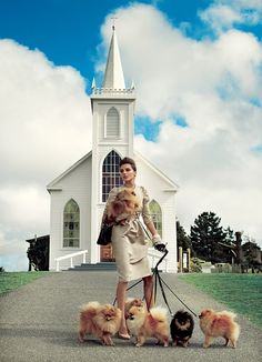 From the Archives: Dogs in _Vogue_