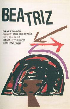 Eduardo Munoz Bachs Poster via It's Nice That