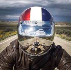 Helmet, reflection, rider, bikes, speed, cafe racers, open road, motorbikes, sportster, cycles, standard, sport, standard naked, hogs, #motorcycles