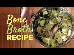 Gut-Healing Bone Broth Recipe | How To Make Bone Broth