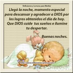 Good Night Sleep Well, Spanish Greetings, Good Night Sweet Dreams, Mr Wonderful, Nighty Night, Good Night Quotes, Communication Skills, Spanish Quotes, Winnie The Pooh