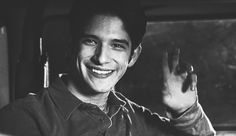An awkward wave and a cute smile cures all.   Community Post: 12 Very Important GIFs Of Tyler Posey Smiling (This dude is totally younger than me, but that smile...)