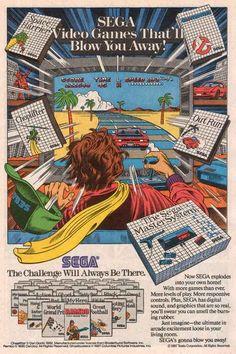 SEGA Master System Ad http://www.ebay.ca/usr/collectiblesbycandb