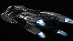 battlestar galactica   USS Enterprise vs Battlestar Galactica