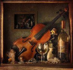 violin:!
