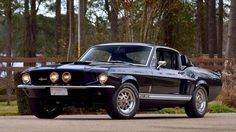 1967 Shelby GT350 Fastback Paxton Supercharger