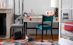 Kate Spade Launches Furniture Line — Design News | Apartment Therapy