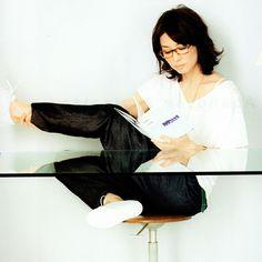 石田ゆり子 Japanese, Actresses, With, My Style, Beautiful, Women, Fashion, Hair, Nice Asses