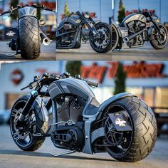 Motorcycles, bikers and more — Harley-Davdison