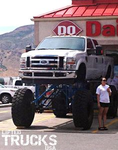 Get lifted! Lifted Trucks USA <3
