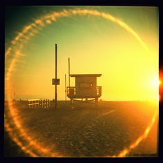 I'm going to live in a house in Venice Beach, California