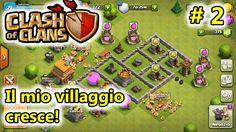 Clash of Clans - Il mio villaggio cresce! - Android - (Salvo Pimpo's)