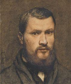 Autoportrait 1866