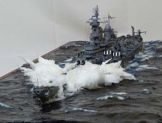 1/350 USS Missouri BB-63 (Tamiya)