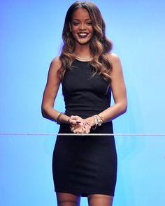 Debutto da stilista per Rihanna