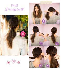 Ponytail Tie