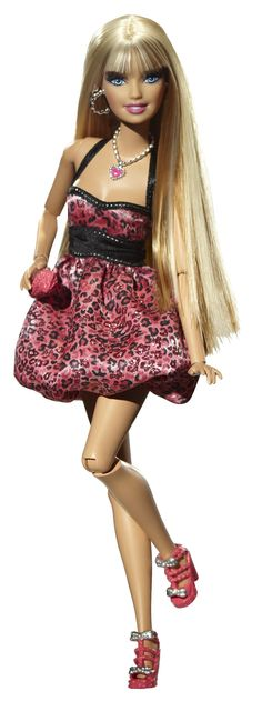 Barbie Fashionista ~ Love the Taylor Swift hair <3